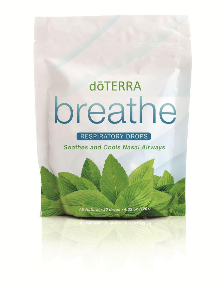 Les pastilles Breathe sont aussi efficaces, avec le même effet vapeur et un bon goût mentholé qui soulage les maux de gorge.