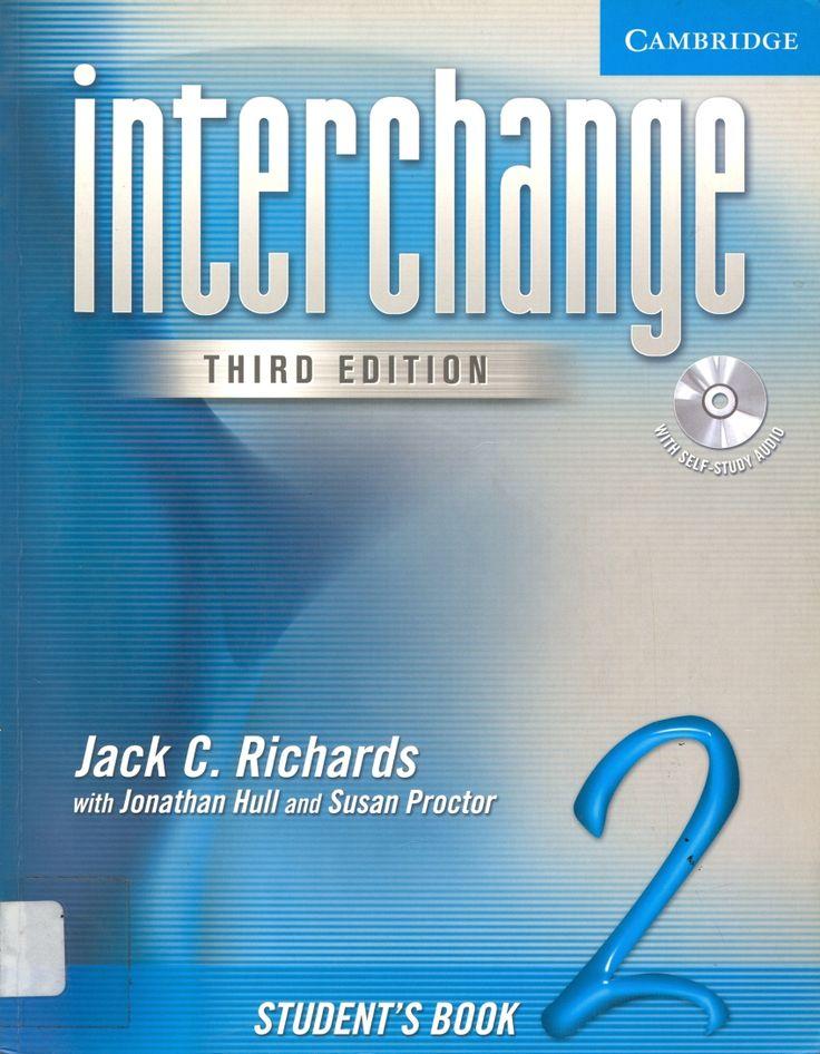 #interchange #thirdedition #jackrichards #jonathanhull #susanproctor #enseñanzadelinglés #estudioyejercicios #vocabularioinglés #escueladecomerciodesantiago #bibliotecaccs