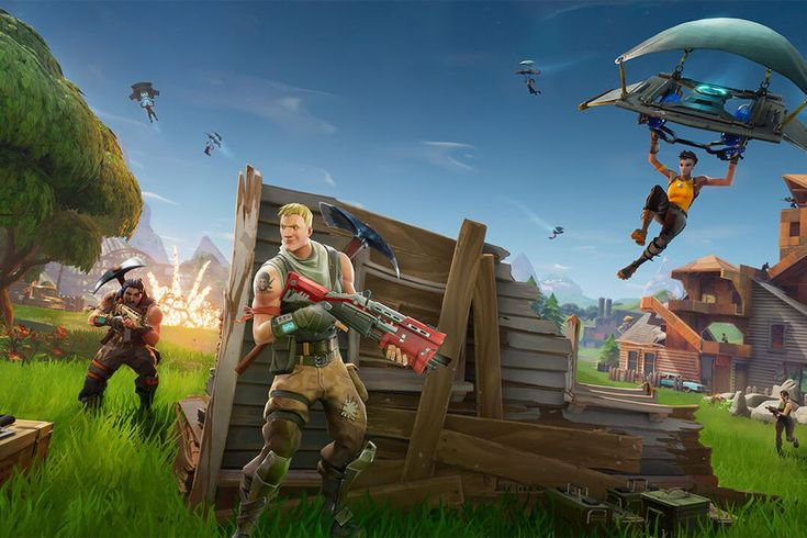 An Overview of Fortnite Battle Royale Android Game