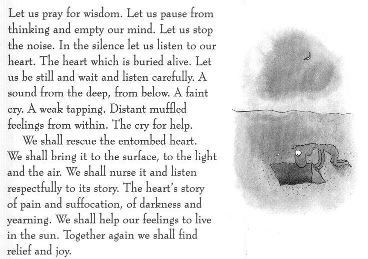 Let us pray for wisdom. Michael Leunig