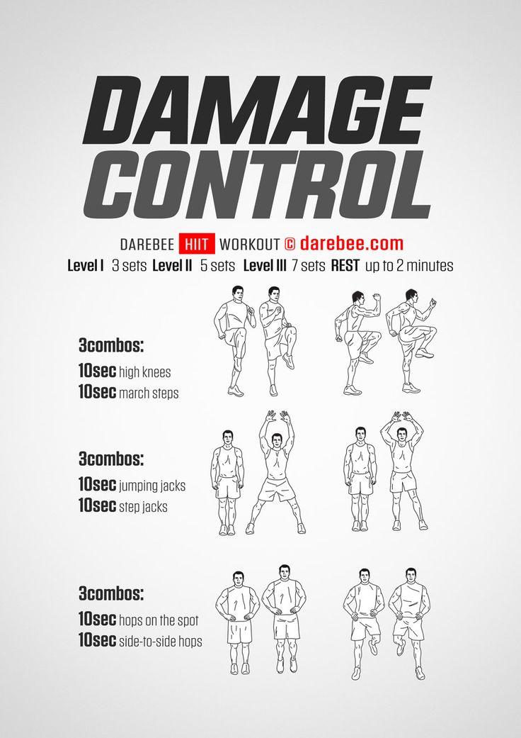 Damage Control Workout