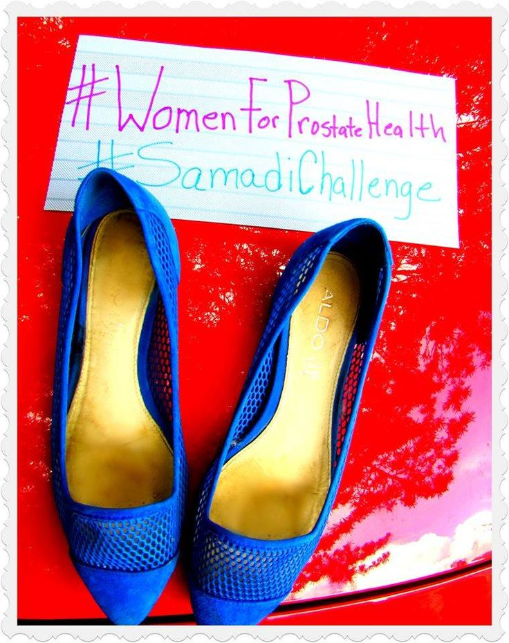LADIES it is time to make a difference share #samadichallenge with your girlfriends, post your pictures, videos and personal messages here. We will continue the walk with these shoes until every woman in USA is aware of this mission. Womenforprostatehealth.com #Samadichallenge #womenforprostatehealth #menshealth #health #cancer #prevention #awareness #girlpower