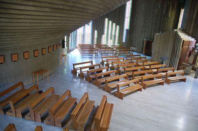 Chiesa della Sacra Famiglia Salerno Paolo Portoghesi