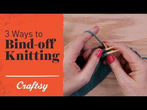 How To Bind Off Knitting In Pattern : 1000+ images about Knitting Essentials on Pinterest Merino wool, Yarns and ...