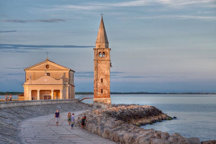 Santuario della Madonna dell'Angelo, Caorle (Venezia) The Wedding Italia