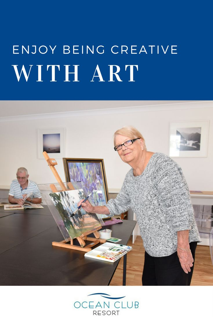 Adult colouring, fine art and knitting groups are just some of the ways you can get creative at Ocean Club Resort! What creative hobbies do you have?   #atOCR #OceanClubNSW #OceanClubResort #PortMacquarie #Retirement #RetiredLiving #MidNorthCoast #Australia #LuxuryRetirement #AffordableRetirement #Over50 #GatedCommunity #SeaChange #Downsize #Property #RetirementLiving #ResortLiving #CommunityLiving #Arts #Creative #AdultColouring #FineArts #Drawing