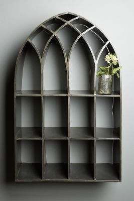 Anthropologie Archway Shelf #WishBigWinBigGiveaway #wedding #Registry
