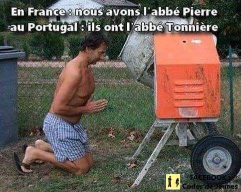 L'Abbé Tonnière.
