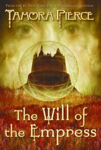 The Will of the Empress (Circle Reforged) by Tamora Pierce https://www.amazon.com/dp/0439441722/ref=cm_sw_r_pi_dp_U_x_m.HiAbYRGVEN6
