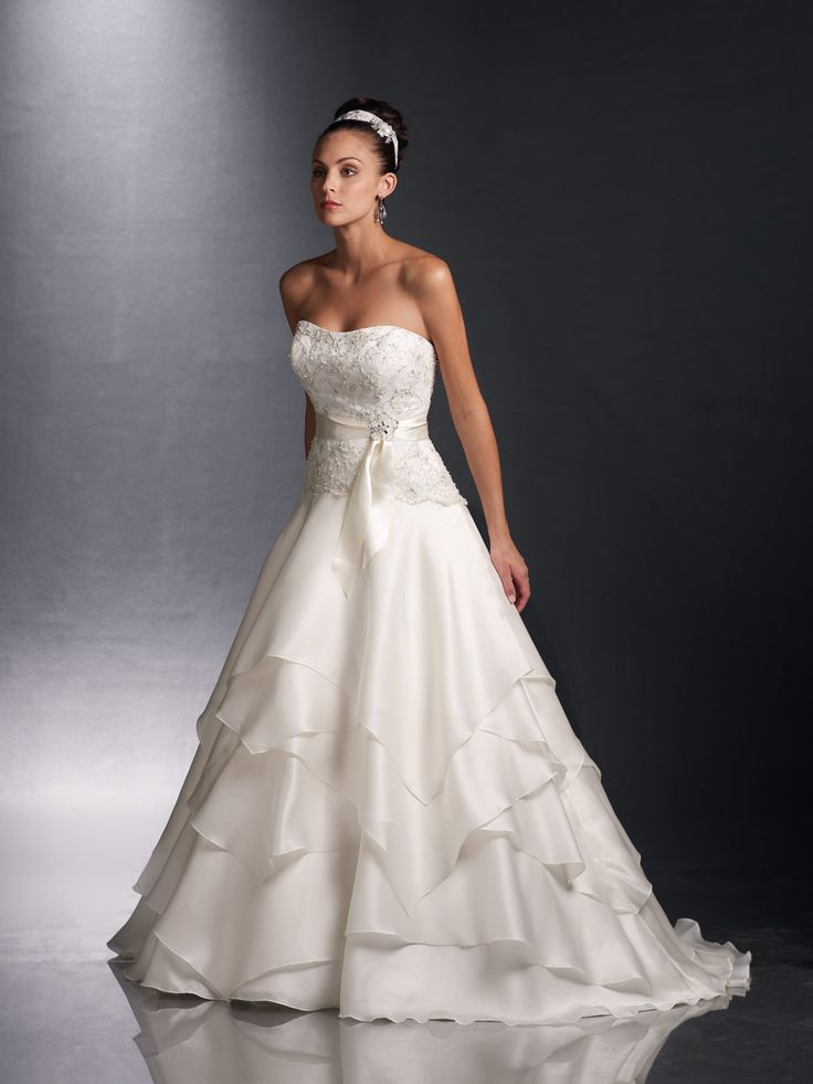 709 best Wedding Ideas images on Pinterest | Weddings, Bridal gowns ...