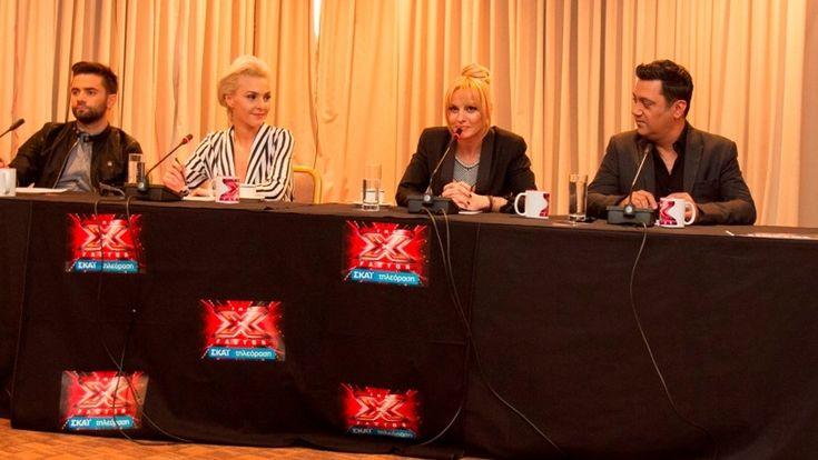 Το X-Factor ξεκινάει από τη Θεσσαλονίκη – Δείτε πότε και που θα γίνουν οι πρώτες audition
