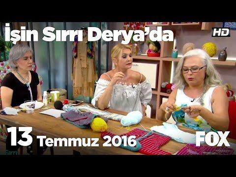 Sevil Takavut'tan 'Kıvır katla hırka' örneği...İşin Sırrı Derya'da 13 Temmuz 2016 - YouTube