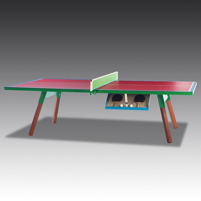 You & Me 'The Colour Edition' Table Tennis Table | The Games Room Company