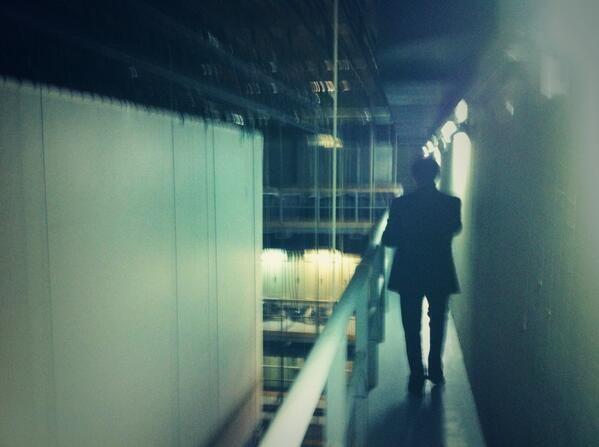 #musicstreets Il tour con #GiuseppeCacciola sta per finire, andiamo verso il suo studio..
