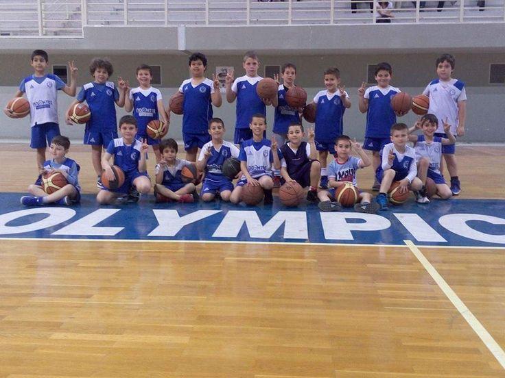 Πασχαλινό Μπάσκετ – CAMP 2016