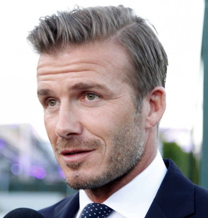Current Mens Hairstyles a little bit of rugged with a dash of suave mens haircut slicked back Top 21 Exceptional Mens Hairstyles For 2017