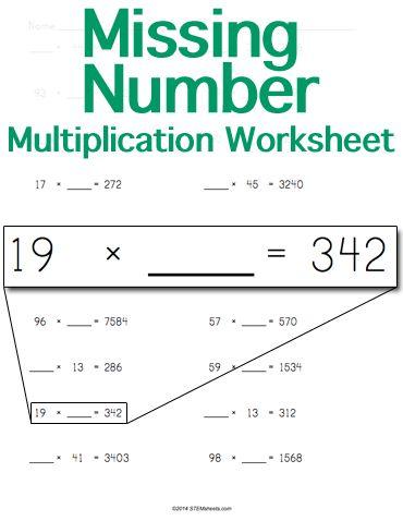 math worksheet : 1000 images about math stem resources on pinterest  decimals  : Multiplication Worksheet Maker