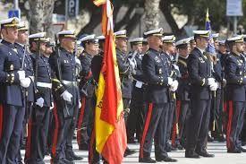 Resultado de imagen de infanteria de marina española uniforme