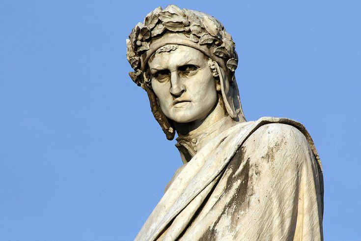 Dante nyomán Itáliában