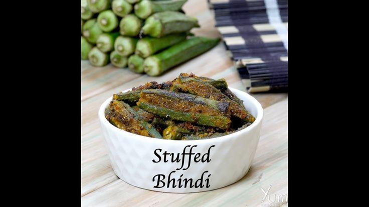 Stuffed Bhindi | stuffed bhindi recipe | stuffed bhindi masala