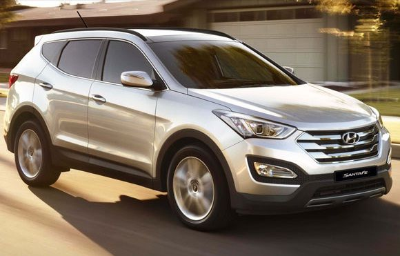 The All New Santa Fe is a spacious, comfortable and powerful SUV that's been designed for the way you and your family live.    With:    * Loads of room – comfort for up to seven occupants and plenty of storage space.    * Rugged elegance – looks stunning in the city but built tough for family adventures.    * Power and efficiency – powered for the extreme, efficient for the outdoors.    * Built in safety – built to achieve the maximum safety rating.