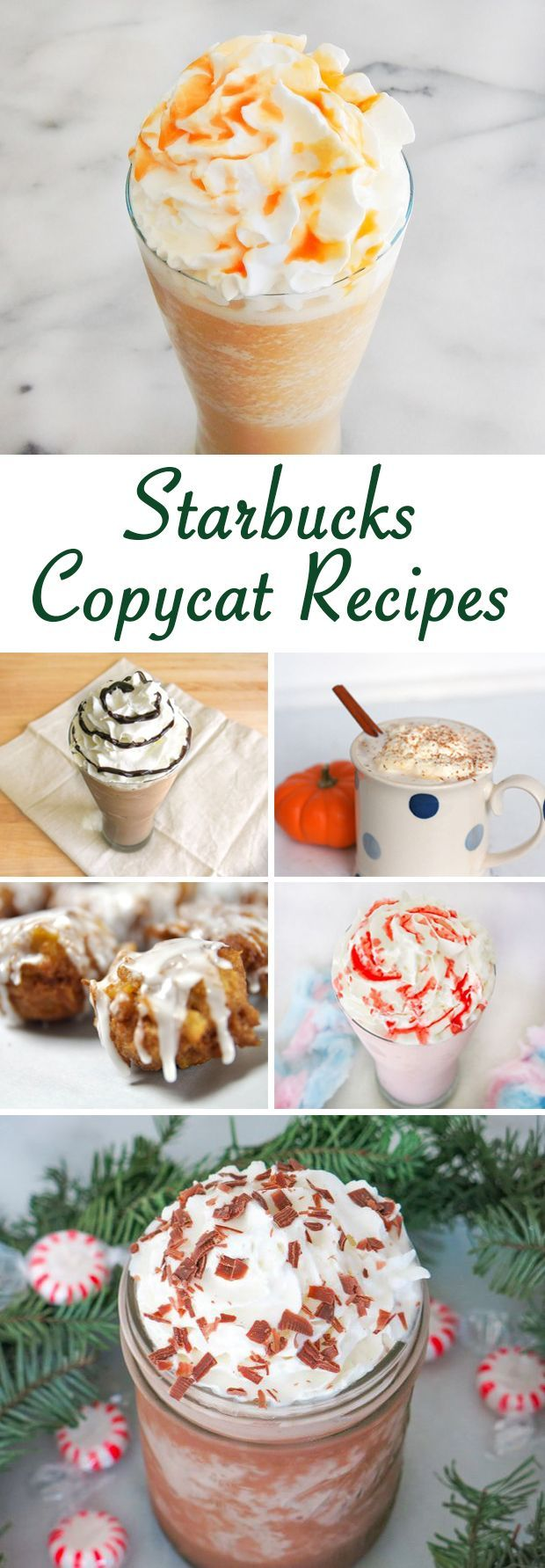Starbucks is expensive. Make your favorite Starbucks treats at home and save money!