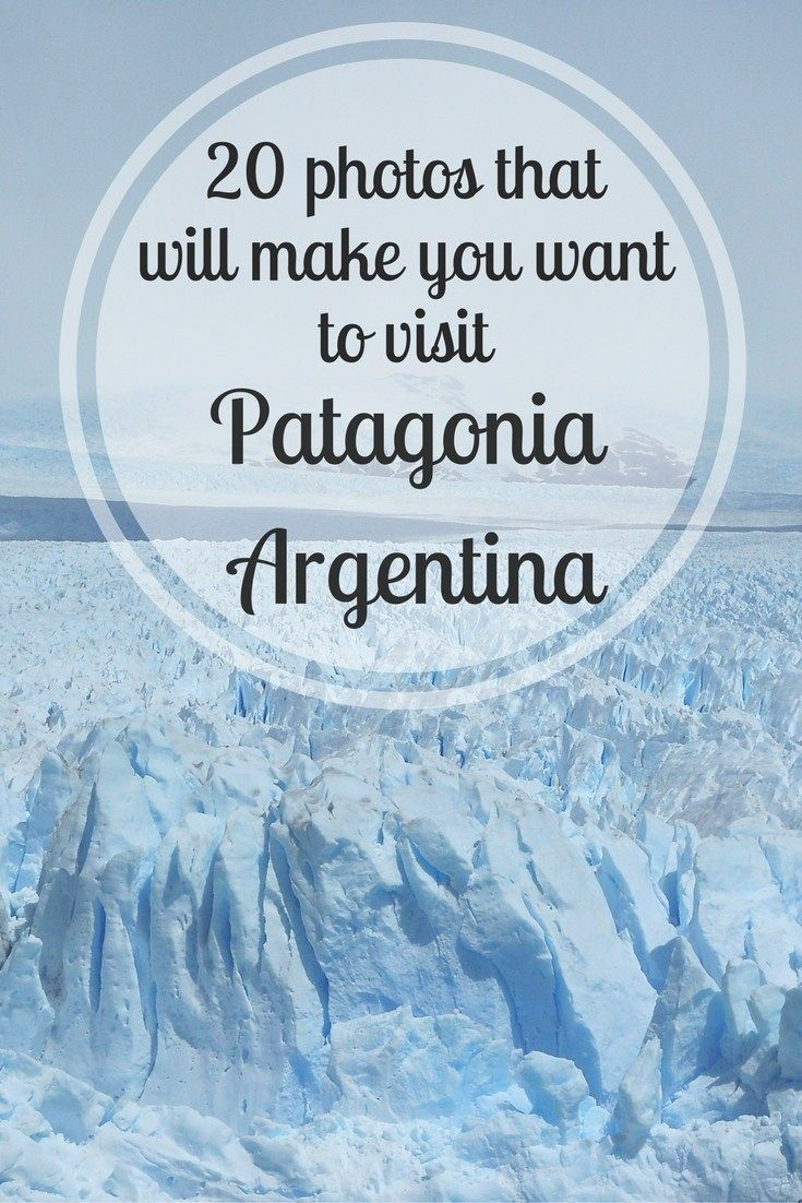 Home to great wildlife, glaciers, mountains, and more.This 20 photos will make you want to visit Patagonia Argentina right now.