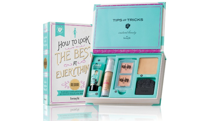 'How to Look the Best at Everything' by Benefit Cosmetics