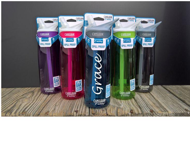Personalized Camelbak Water Bottle ~ Custom Water Bottle ~ Custom Camelbak ~ Camelbak with Custom Name ~ Gift ~ Water Bottle ~ Made to Order by MapleCreekShoppe on Etsy