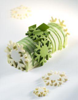 Callebaut - Mrs Green by Alexandre Bourdeaux
