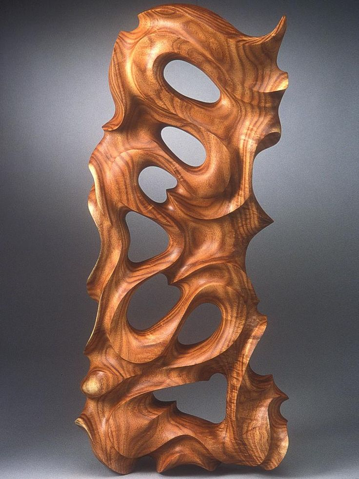 """Escher Tide : This wall sculpture is named in his honor and sculpted with the intention of capturing the essence of Escher's work in three dimensions. Have fun with it!Escher Tide  