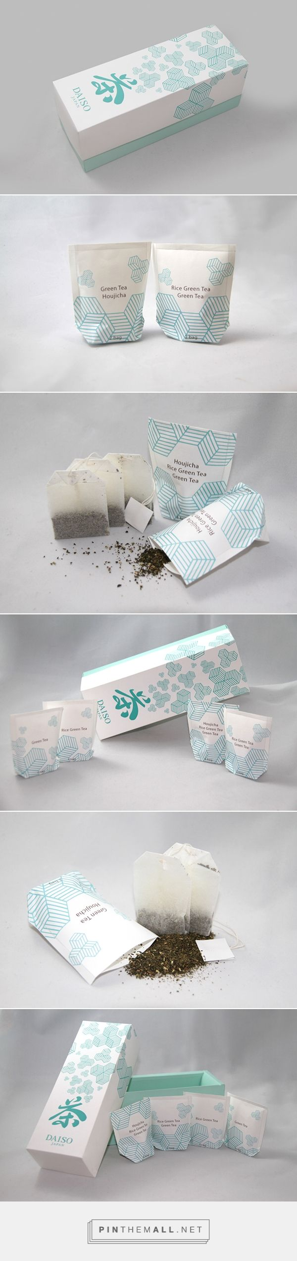 Tea Gift Set Packaging on Behance via Wilona Wirianta curated by Packaging Diva…