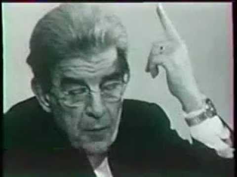 Jacques Lacan Television 1973 (Sub. español) - YouTube