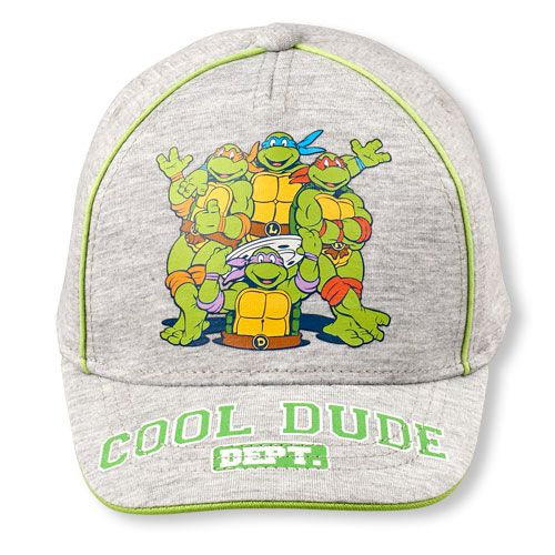 baby boys toddler teenage mutant ninja turtles cool dude dept baseball cap turtle hat caps