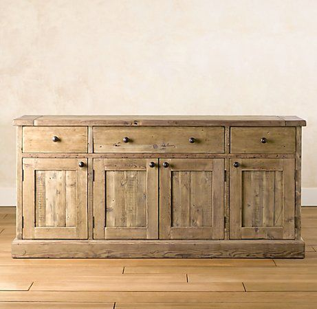 Top 25 Best Rustic Buffets And Sideboards Ideas On