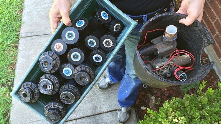 1000 Ideas About Irrigation Valve On Pinterest