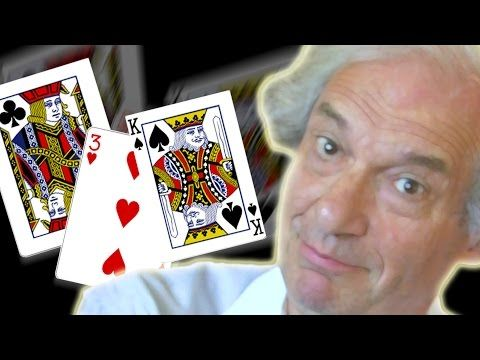 Persi Diaconis (Stanford University) discusses the best (and worst) ways to shuffle a deck of cards.