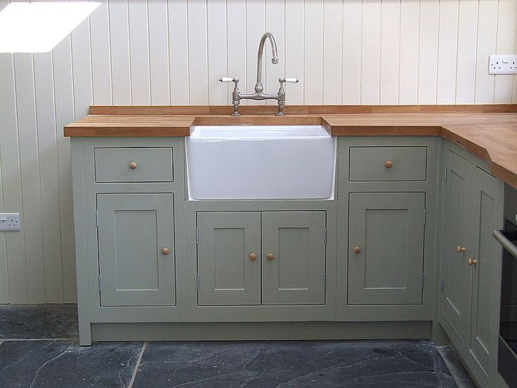 Best Painted Shaker Framed Kitchen Detail Shown Here Finished 400 x 300
