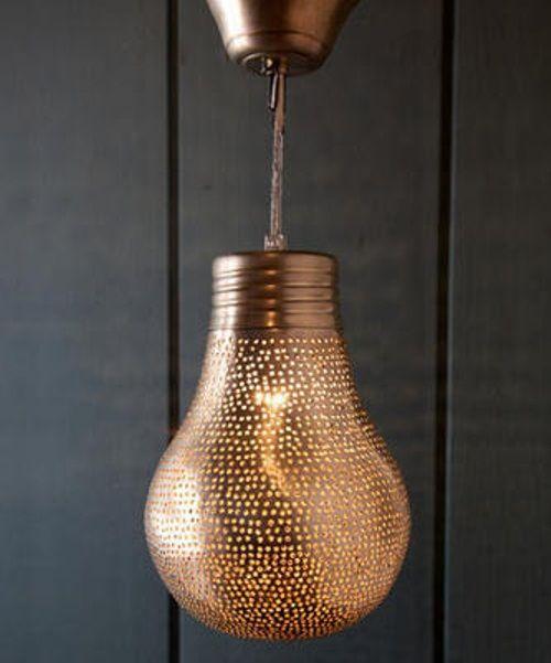 Filisky Pear Pendant Light