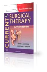 Current Surgical Therapy 11th Edition PDF