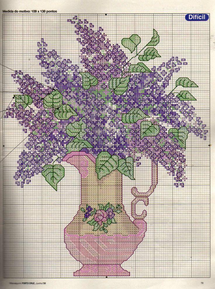 Vaso di lillà