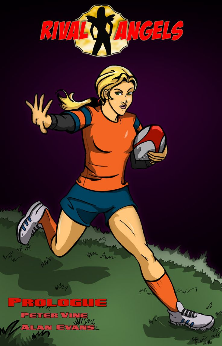 I was shocked to find a women's rugby comic the other day, so I knew I had to share! Here is the cover art, click the image to read the comic. Make sure to scroll down as the comic describes each scene for non-ruggers. Don't love that is includes a fight, never a good image for rugby…but love the thought education behind this comic.