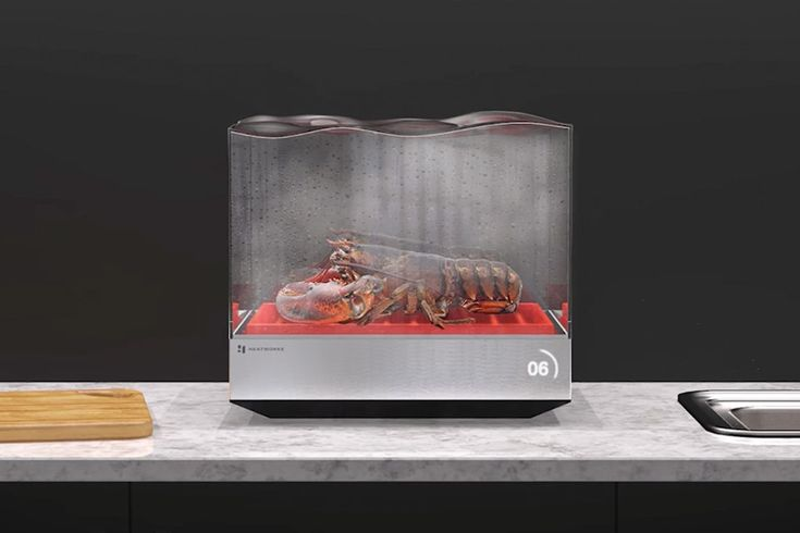 Heatworks' Smart Tabletop Dishwasher Can Even Cook Lobsters