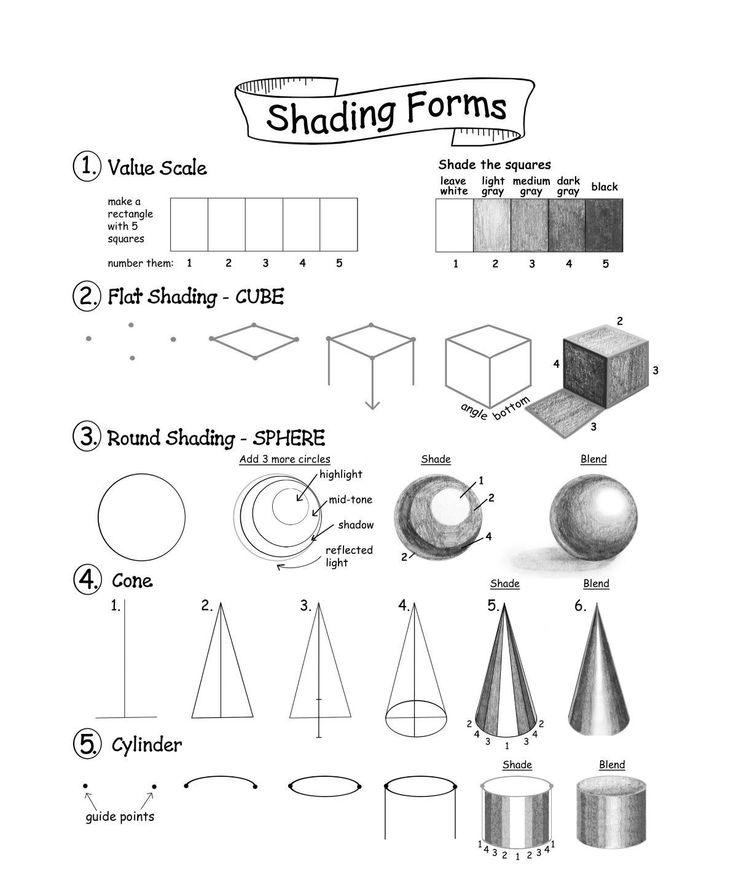 #ClippedOnIssuu from How to Draw Cool Stuff: Shading, Textures and Optical Illusions