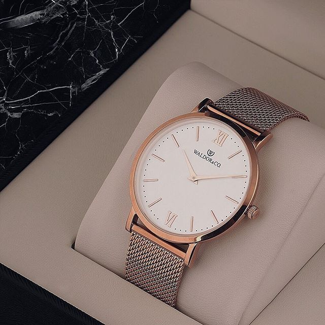 Unboxing the Original 40 Côte d'Azur in Rose Gold @waldorwatches