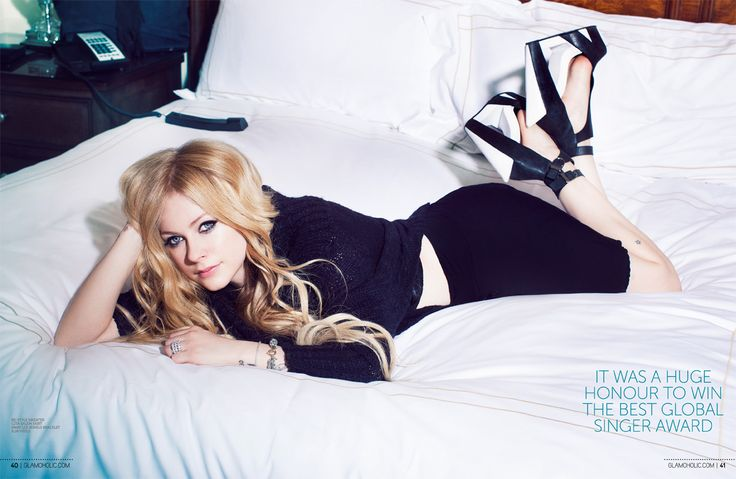 Exclusive Interview with Avril Lavigne. Superstar Avril Lavigne talks to Glamoholic magazine about her new self-titled album, working with her husband Chad Kroeger and Life after marriage!  http://www.glamoholic.com/23/34.html  #avrillavigne #avril #lavigne #glamoholic #magazine #exclusive #interview #celebrities #music #photoshoot #womenswear #fashion