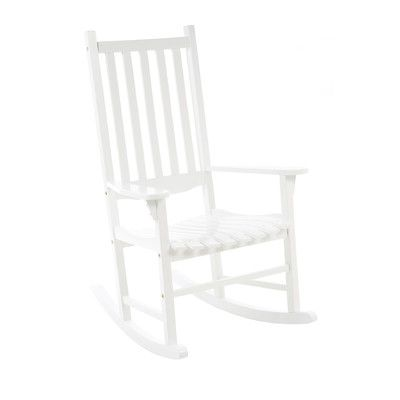 Traditional Rocking Chair Wayfait