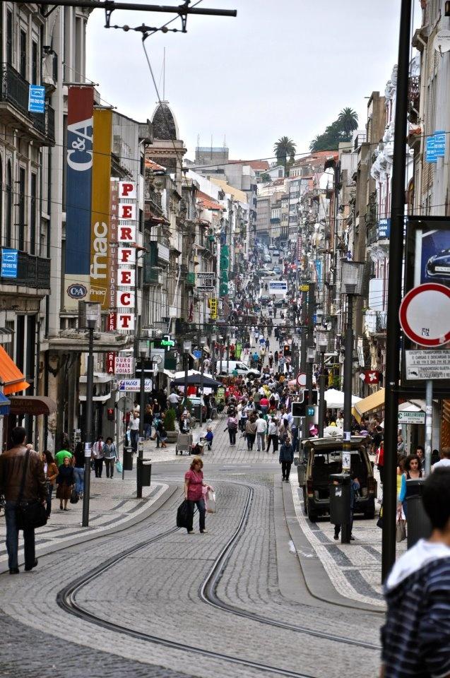 Rua De Sta. Catarina-Porto by Joana Ribeiro da Silva!*