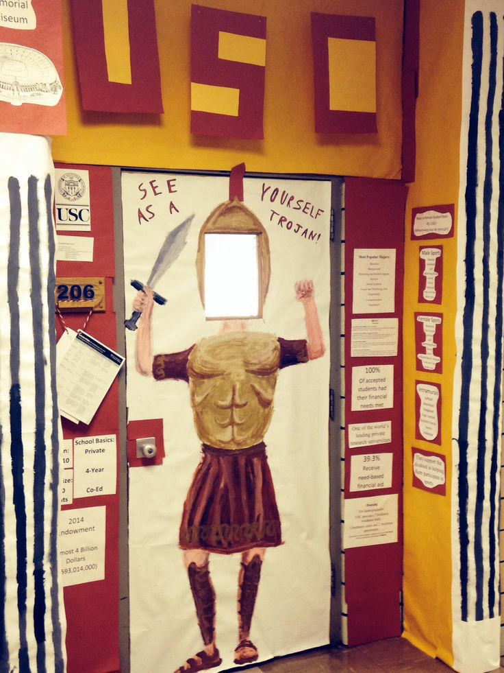 college door decorating contest - Google Search