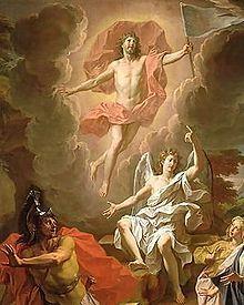 Ressurection of Christ...by Noel Coypel, 1700